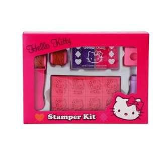 Hello Kitty Stamper Set (Stamps)  Argyle