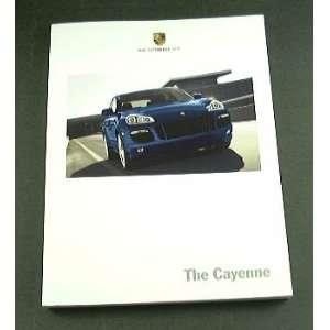 2009 09 Porsche CAYENNE Truck SUV BROCHURE Turbo S GTS