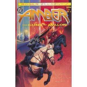 Roger Zelaznys Amber  Guns of Avalon, book 2 of 3 Books