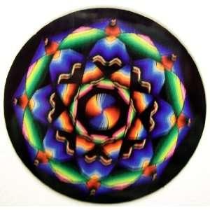 New Quality Vinyl Weatherproof Peace Love Flower Spiritual