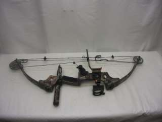 Martin Magnum Mag Cat Compound Bow w/ Many Extras & Carrying Case