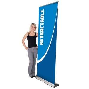 Banner Stand w/ Inter Changeable Cartridge