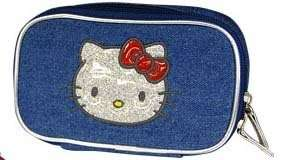 Limited Blue Hello Kitty Bag Case F Nintendo DS Lite