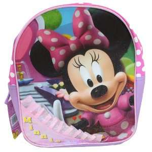 Disney Minnie Mouse 11 Toddler Backpack Minnie Baby