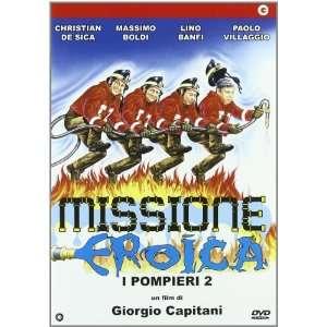 pompieri 2 (Dvd) Italian Import christian de sica Movies & TV
