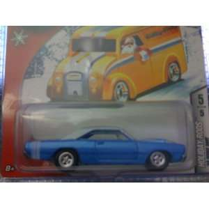 2006 HOT WHEELS LIMITED EDITION HOLIDAY RODS RED 57 CHEVY