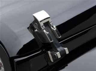 SmittyBilt 07 11 Jeep Wrangler (JK) Stainless Steel Hood Catch   Brand