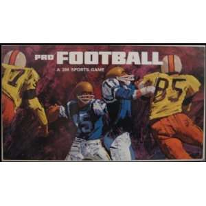 Pro Football  A 3M Sports Game Toys & Games
