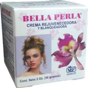 Bella Perla Skin Whitener Cream 2oz Beauty