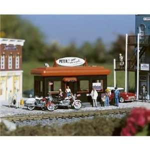SHOP   PIKO G SCALE MODEL TRAIN BUILDINGS 62259 Toys & Games