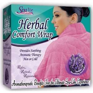 LAVENDER SCENTED HOT/COLD HERBAL COMFORT WRAP   RELAX