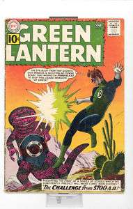 Green Lantern (2nd Series) # 8 in Good+ condition