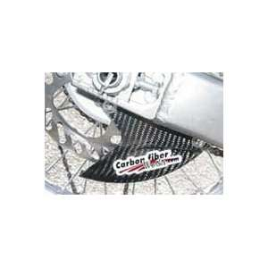 Carbon Fiber Works Rear Disc Guard Automotive