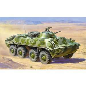 BTR 70 Armed Personal Carrier Afghanistan 1979 1989 1 35 Zvezda Toys