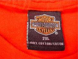HARLEY DAVIDSON Concord New HampShire S/S T Shirt (Mens XXL)