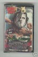 QUIET RIOT   Condition Critical rare Cassette NEW