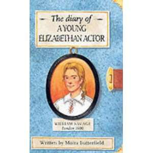 Diary of a Young Elizabethan Actor (History Diaries