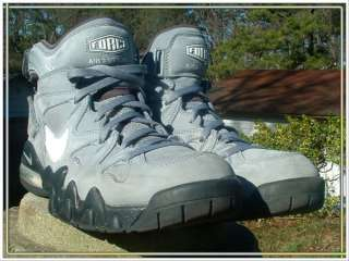 RARE Nike Air 2 Strong Cool Grey Stealth Robinson Pro 11.5 Rookie