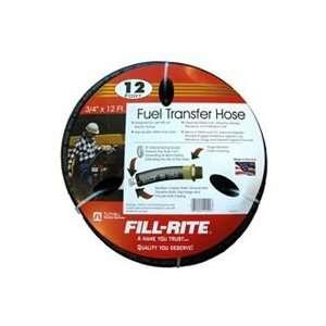 Tuthill Corp 3/4X12 Fuel Pump Hose Frh07512 Service Equipment Misc.