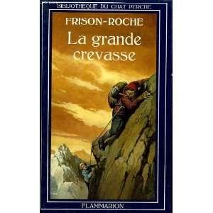 La grande crevasse (9782080917461): Frison Roche: Books