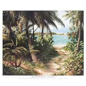 Bahama Sail    Print