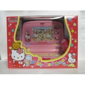Japanese Sanrio Hello Kitty My Lovely Notebook 0881780810924