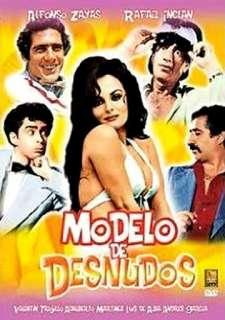 MODELO DE DESNUDOS (1986) SASHA MONTENEGRO ALFONSO NEW 735978412585