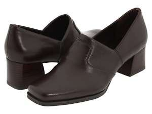 FRANCO SARTO RHODES CHOCOLATE (BROWN) WOMENS LOAFER