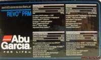 ABU GARCIA AMBASSAD REVO PRM PREMIUM BAITCAST REEL 036282043855