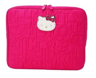 top cover case sleeve bag pink hello kitty lap top sleeve cute safe