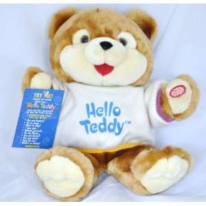 Teddy Interactive Bear: By Dan Dee Collectors Choice: Toys & Games