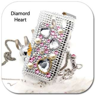 BLING Crystal Hard Case For Samsung Omnia 7 i8700