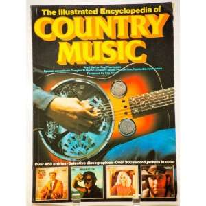 ILLUS ENCY OF COUNTRY MUSIC P (A Salamander book