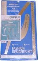 Fashion Design Student FAIRGATE RULERS KIT #15 102