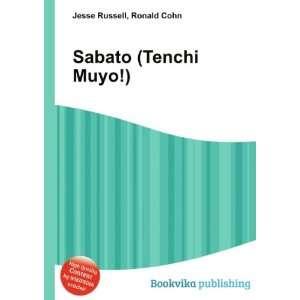 Sabato (Tenchi Muyo) Ronald Cohn Jesse Russell  Books