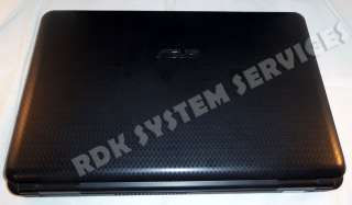 ASUS P50IJ X1 Laptop notebook Dual Core 2.13Ghz 4GB Win7 Glossy 15.6
