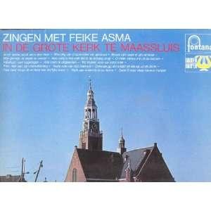 Zingen Met Feike Asma   In De Grote Kerk Te Maassluis