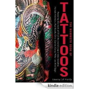 The Mammoth Book of Tattoos (Mammoth Books): Lal Hardy: