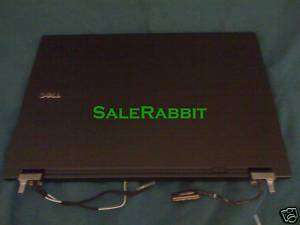Dell Latitude E6500 LCD Back Cover & Hinges XX279 (A)