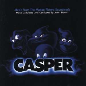 Casper Soundtrack: 1. No Sign of Ghosts 2. Carrigan & Dibs