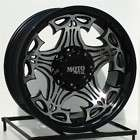 17 inch Black Wheels Rims Chevy Truck GMC 1500 6 Lug items in Wheel