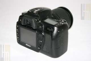 10.2MP Digital SLR Camera 18 135mm AF S DX Zoom Nikkor Lens (80000153