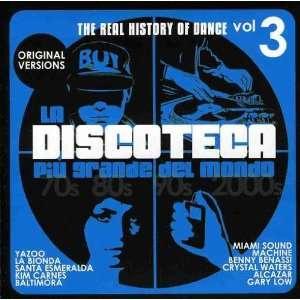 La Discoteca Piu Grande del Mondo, Vol. 3 Various