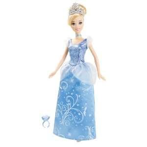 Disney Princess Deluxe Cinderella Doll Toys & Games