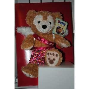 Disney Parks Duffy Bear Valentine Day 2011 Cupid 12 Toys