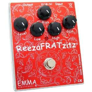 ReezaFRATzitz II Guitar Distortion Effect Pedal Musical Instruments