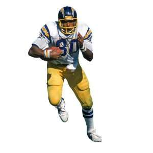Diego Chargers NFL Fathead REAL.BIG Wall Graphics