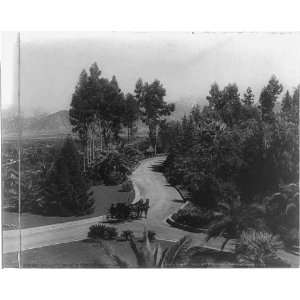 Redlands,San Bernardino County,CA,California,c1902 Home