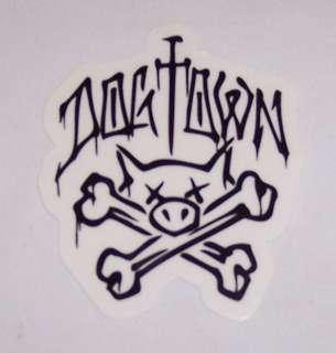 New Dog Town Pig Drip 3 1/2 Sticker Decal Skateboard