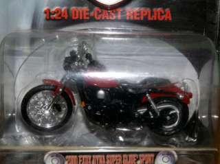 Maisto Die Cast Harley Davidson Motorcycle Scale 124 Original Package